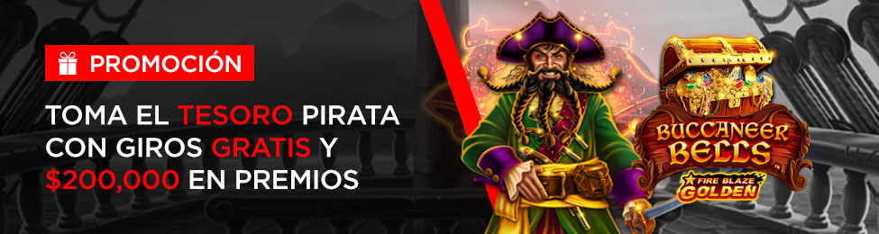 Tesoro Pirata