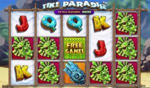 Tiki Paradise slot online