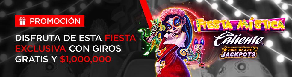 promoción Fiesta Mística